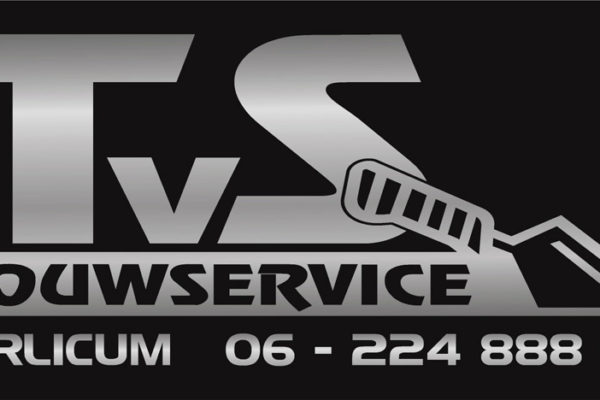 TvS bouwservice logo